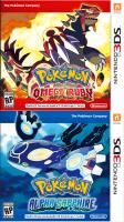 Pokemon Omega Ruby/Pokemon Alpha Sapphire