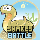 Snakes Battle Game
