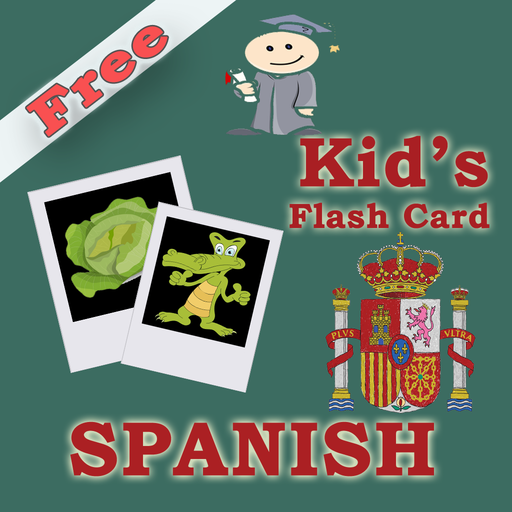 spanish flash card games