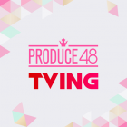 TVING Global for PRODUCE 48