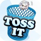 Toss Paper Balls