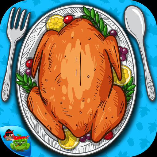 Turkey thanksgiving baby chef girls teens wiki guide for Tap tap fish abyssrium cheats