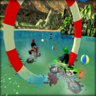 Waterbike Surfing Stunts 3D