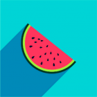 Watermelon overjump