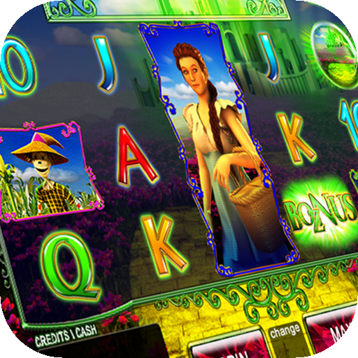 wizard of oz slot machine online