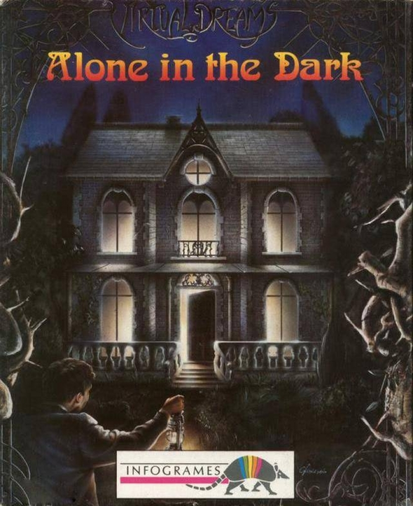 Alone in the dark 1992 wiki guide gamewise for Alone in the dark