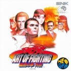 Art of Fighting: Ryuuko no Ken Gaiden (CD)