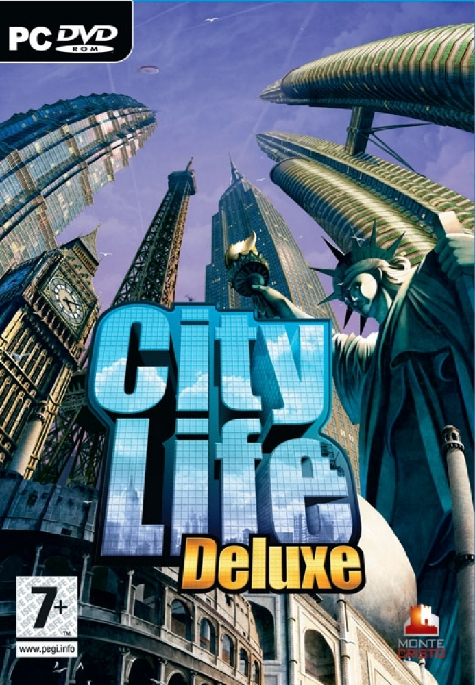 Download Free City life deluxe Game Full.
