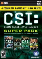 CSI: Crime Scene Investigation Super Pack