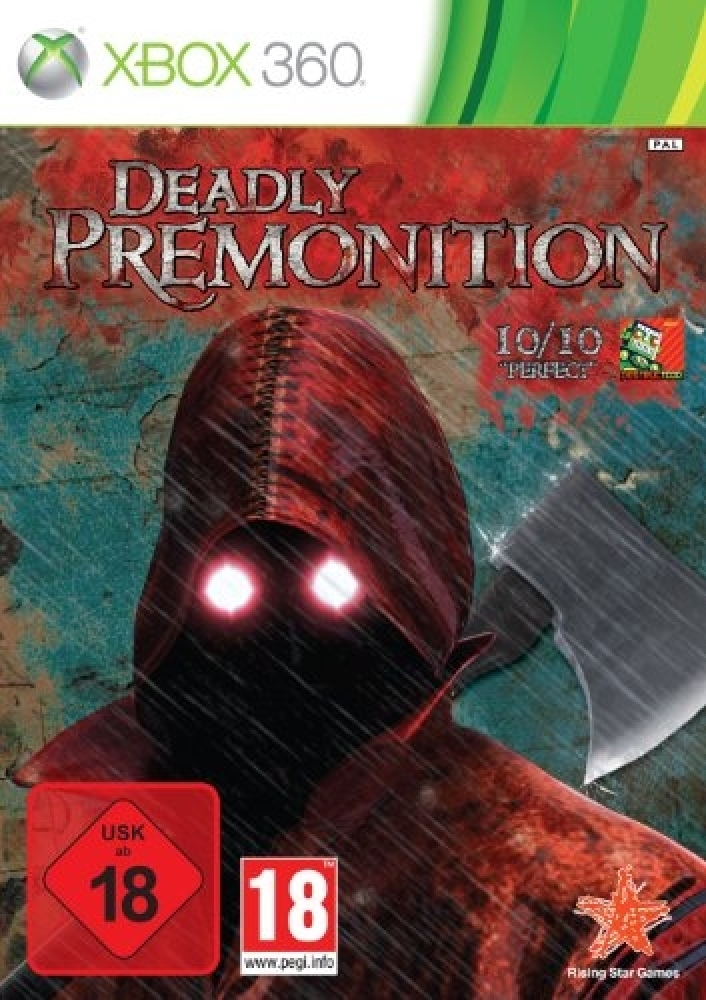 Deadly Premonition, Red Seeds Profile - Wiki Guide | Gamewise