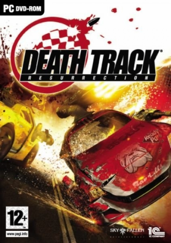 PS3 Death Track Resurrection 2010 / English Racing скачать торрент