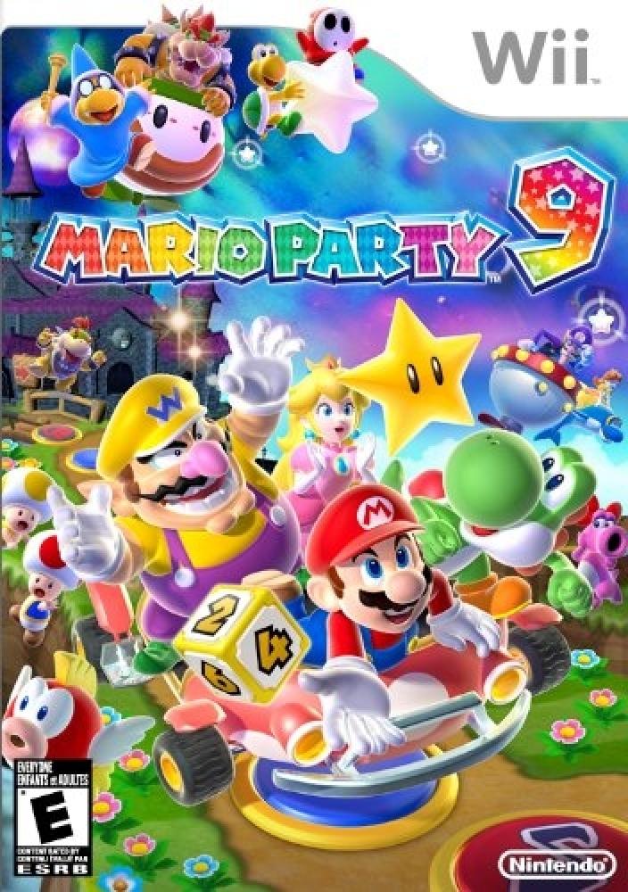 mario party 9 iso