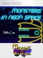 Monsters In Neon Space