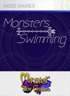 Monsters Swimming