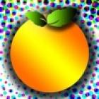 Oranges Eating Race