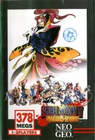 Samurai Shodown IV: Amakusa's Revenge