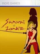 Samurai vs Zombie