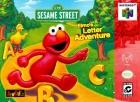 Sesame Street: Elmo's Letter Adventure