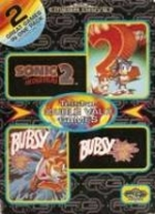 Telstar Double Value Games: Sonic the Hedgehog 2 / Bubsy in: Claws Encounters of the Furred Kind