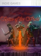 Trinity Wars Prologue: Spine of the World