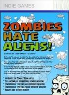 Zombies Hate Aliens!
